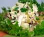 Салата од пилешко и целер – најдобри рецепти. Како правилно и вкусно да се подготви салата со пилешко и целер.