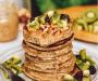 Лесни американски палачинки од кокосово брашно