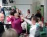 Медицински сестри во ковид-болница во Хрватска играат оро и се веселат