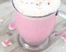 Розово топло чоколадо? Зошто да не!