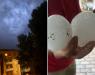 Нереални сцени во Италија – жестоката бура коси сè пред себе!